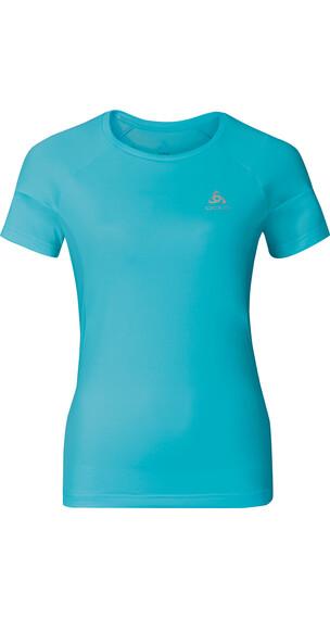 Odlo Versilia Shirt S/S Women blue radiance